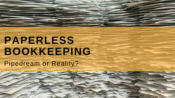Paperless Bookkeeping